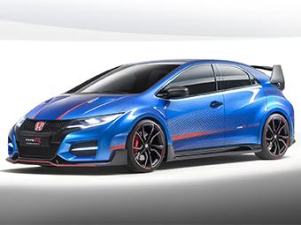 """""""Хонда"""" обновила предвестника следующего Civic Type R"""