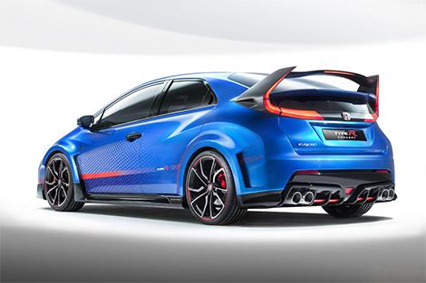 Civic Type R нового поколения получит адаптивную подвеску и турбомотор