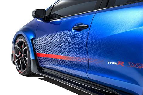 Civic Type R нового поколения получит адаптивную подвеску и турбомотор. Фото 2