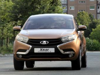 Глава «АвтоВАЗа» назвал стоимость Lada XRay