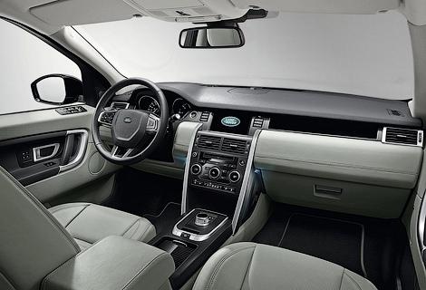 Российские дилеры начали принимать заказы на новый внедорожник Land Rover. Фото 1