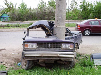 Страховщики назвали самые «аварийные» города России