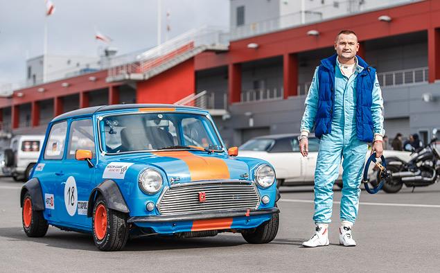 Чем живут владельцы классических автомобилей, приехавшие на гонку Moscow Classic Grand Prix. Фото 3
