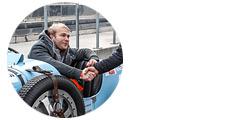 Чем живут владельцы классических автомобилей, приехавшие на гонку Moscow Classic Grand Prix. Фото 8
