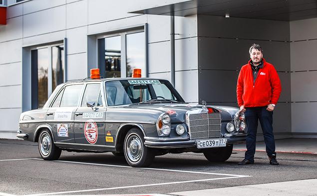 Чем живут владельцы классических автомобилей, приехавшие на гонку Moscow Classic Grand Prix. Фото 13