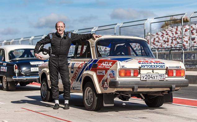 Чем живут владельцы классических автомобилей, приехавшие на гонку Moscow Classic Grand Prix. Фото 18