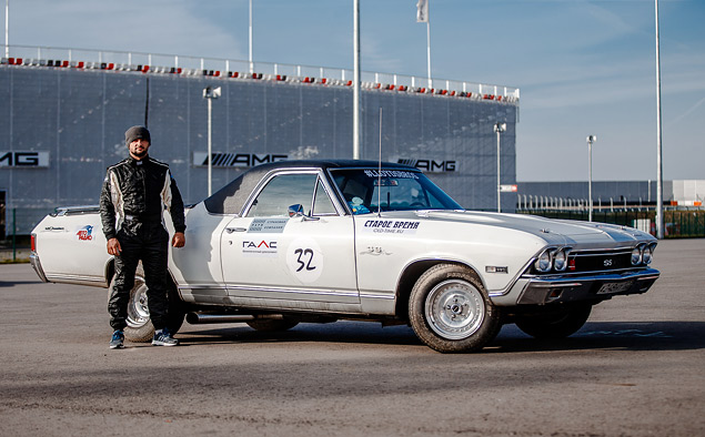 Чем живут владельцы классических автомобилей, приехавшие на гонку Moscow Classic Grand Prix. Фото 24