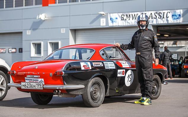 Чем живут владельцы классических автомобилей, приехавшие на гонку Moscow Classic Grand Prix. Фото 29