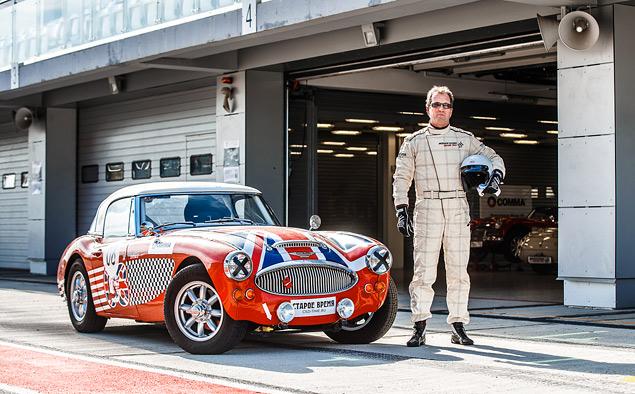 Чем живут владельцы классических автомобилей, приехавшие на гонку Moscow Classic Grand Prix. Фото 35