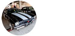Чем живут владельцы классических автомобилей, приехавшие на гонку Moscow Classic Grand Prix. Фото 36