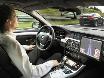 BMW протестирует машины с автопилотом в Китае
