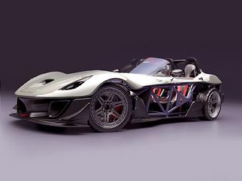 """Авторы """"машины из 3D-принтера"""" выбрали дизайн дебютного суперкара"""