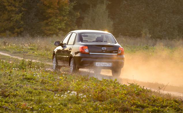 Datsun on-DO: тест старого седана под новым брендом. Фото 5