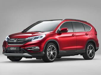 Honda CR-V получит девятиступенчатый «автомат»