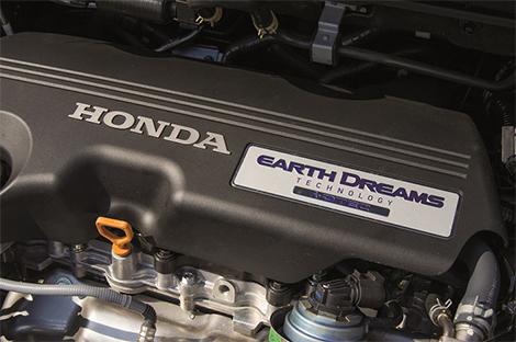 «Хонда» привезет в Париж обновленный европейский CR-V. Фото 1