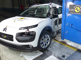 В Euro NCAP разбили три новые модели