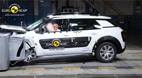 Эксперты проверили безопасность моделей Citroen, Mercedes-Benz и Nissan. Фото 1