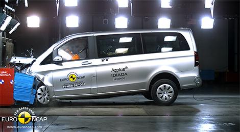 Эксперты проверили безопасность моделей Citroen, Mercedes-Benz и Nissan. Фото 3