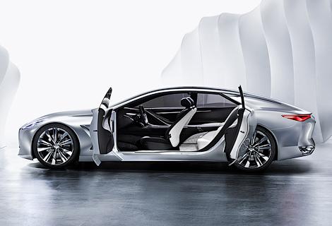 Компания привезет на Парижский автосалон концепт-кар Q80 Inspiration