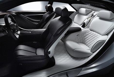 Компания привезет на Парижский автосалон концепт-кар Q80 Inspiration. Фото 2