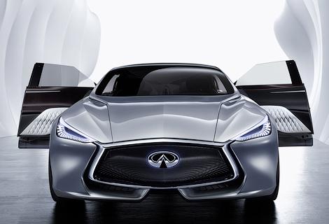 Компания привезет на Парижский автосалон концепт-кар Q80 Inspiration. Фото 4