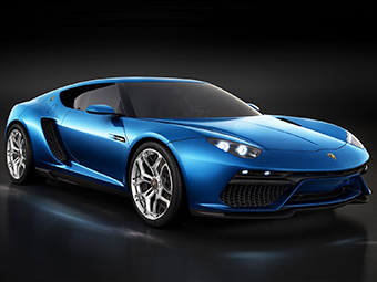 В Париже дебютировал первый гибридный суперкар Lamborghini