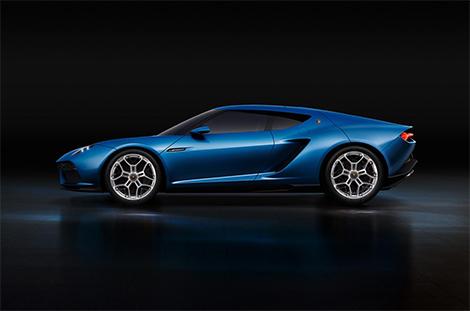 Прототип Lamborghini Asterion получил 910-сильную силовую установку. Фото 2