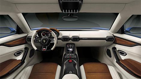 Прототип Lamborghini Asterion получил 910-сильную силовую установку. Фото 3
