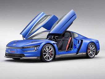 Самый экономичный Volkswagen превратили в спорткар