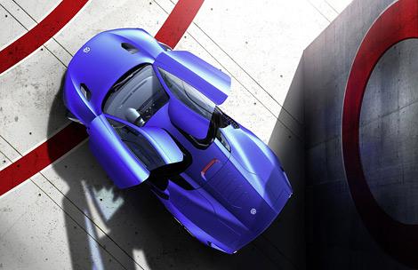 В Париже дебютировал Volkswagen XL Sport с мотором от спортбайка. Фото 3