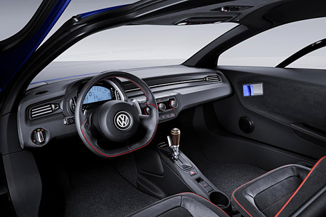 В Париже дебютировал Volkswagen XL Sport с мотором от спортбайка. Фото 4