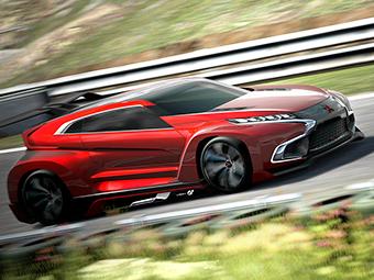 Преемником Mitsubishi Lancer Evo станет «горячий» кроссовер