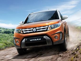 Компания Suzuki возродила вседорожник Vitara