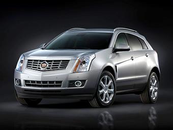 Cadillac придумал имя новой линейке кроссоверов