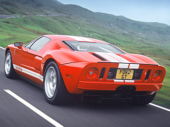Ford возродит суперкар GT