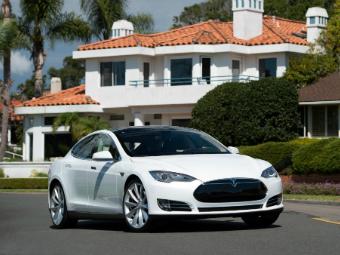 «Загадочная модель» Tesla оказалась новой версией Model S
