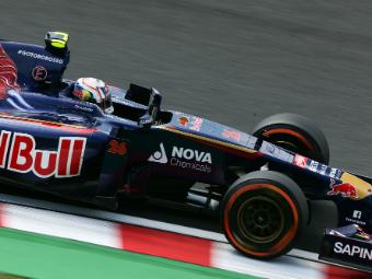 Даниил Квят станет пилотом Red Bull Racing