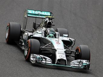 Нико Росберг выиграл квалификацию Гран-при Японии