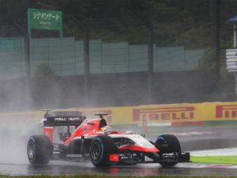 Дождевой Гран-при Японии прервали из-за серьезной аварии