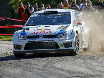 Ожье проиграл Латвале домашний этап WRC