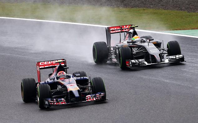 Гонка Формулы-1 в Японии закончилась аварией пилота Marussia. Фото 3
