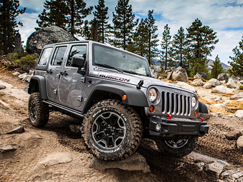 Jeep задумал сделать новый Wrangler алюминиевым