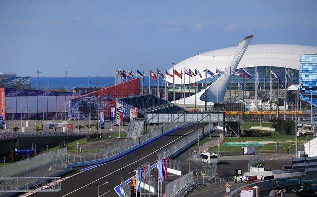 Гид по первому в истории Гран-при России