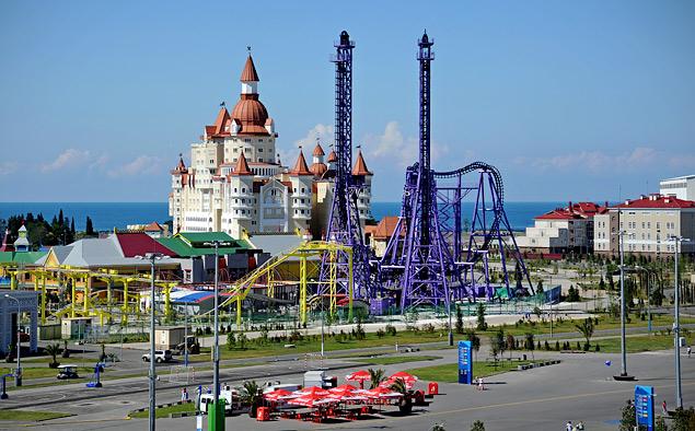 Гид по первому в истории Гран-при России. Фото 2