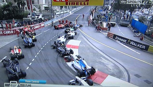Гид по первому в истории Гран-при России. Фото 8