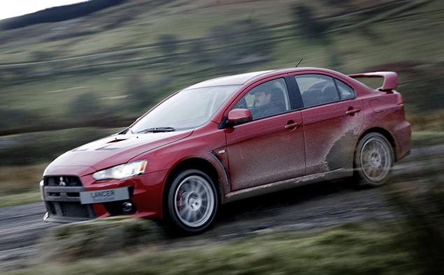 Во что переродится легендарный Mitsubishi Lancer Evolution. Фото 1