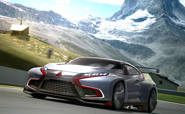 Во что переродится легендарный Mitsubishi Lancer Evolution. Фото 3