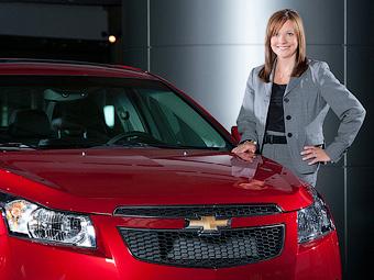 GM сократит число автомобильных платформ почти в семь раз