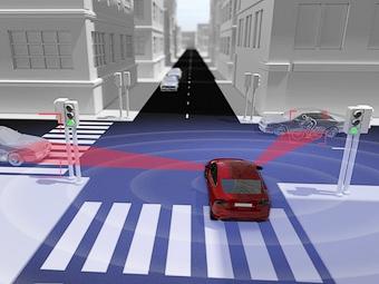 В Volvo научили автомобили видеть на 360 градусов