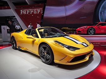 Ferrari отвергла идею создания седана и кроссовера